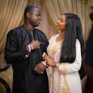 Newly-married luxury designer, Malivelihood, advises men on the type of woman they should get married to