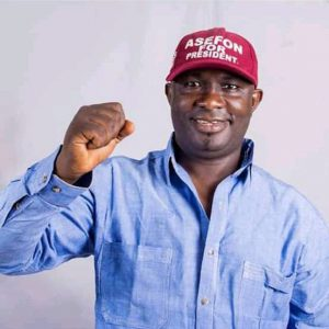 Nigerians Reacts As A 43 Year-old Man Emerges NANS President