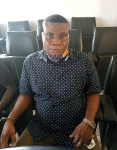 Photo Of Man Sentenced To Life Imprisonment For Sexually Assaulting His 14-year-old Stepdaughter In Cross River