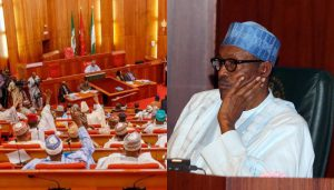"Senate Urges Buhari To Sack ""Overstayed"" Service Chiefs Over Borno Killings"