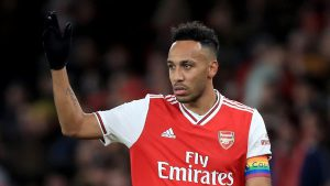 Tottenham vs Arsenal: Aubameyang makes demand from Gunners players