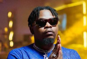 """You were not put on this earth to remain stagnant"" — Rapper, Olamide"