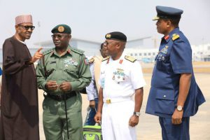 Zabarmari 43: Buhari Thunders on Military 'Clear Boko Haram away from North-east'