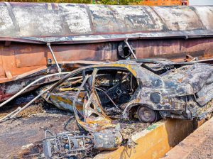 Abeokuta Tanker Fire : Ogun state governor bans tankers from using overhead bridges.