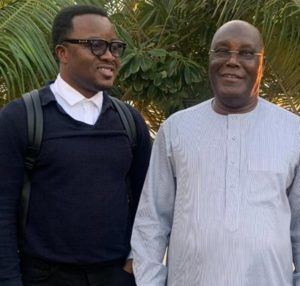 Atiku Appoints New Special Adviser
