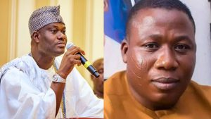 Beware of politicians – Ooni of Ife warns Sunday Igboho