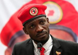 Bobi Wine declares self Uganda's president-elect