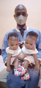 Conjoined female twins separated at the University of Ilorin Teaching Hospital (Photos )