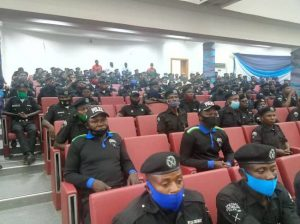 Edo deploys constabularies to arrest persons without facemasks in public