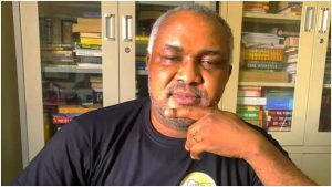 Emmanuel Onwubiko: Re-Homosexuality is an inch higher than incest, claim homophobic head of Nigerian human rights charity