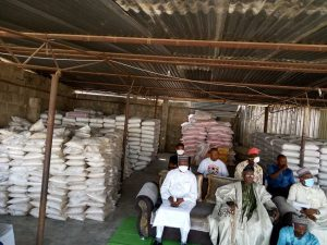 FG donates relief items to 260 households affected by flood in Kwara