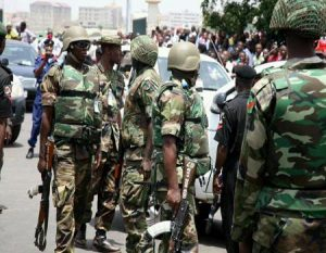 Four killed as kidnappers engage soldiers in gun duel in Ondo