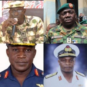 New Service Chiefs: Don't expect dramatic improvement of security ― Northern Elders