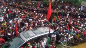 No Parallel Regional Security Outfit Will Be Allowed To Operate Alongside ESN In Biafra Land – IPOB