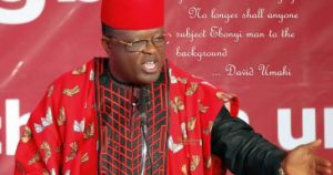 PDP: Ebonyi Indigenes Hail State Police Boss, Warns Umahi against Intimidating Judges