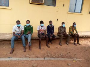 Police arrest organisers of strip party in Kwara