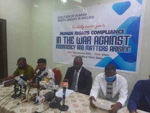 Terrorism: Group Says Nigeria Has Made Giant Strides in Rights Compliance