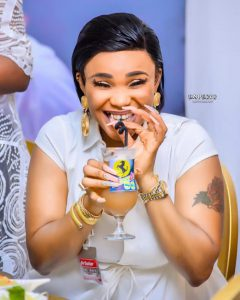 """""""That you're my fan doesn't give you the right to ask me to give you money"""" – Actress, Iyabo Ojo tells entitled fans (video)"""