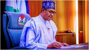 We are focused on security, economy, anti-corruption – Buhari