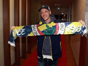 What Mesut Ozil said after joining Fenerbahce from Arsenal