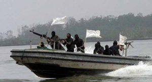 Why piracy thrives in gulf of Guinea — Report