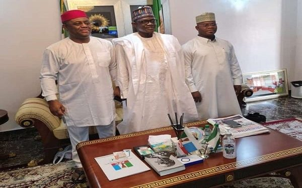 FFK with some APC Governors