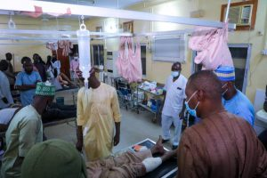 Hospital Source: Death Toll in Maiduguri Explosion Rises to 16 as 6 More Pass on after Governor's Visit