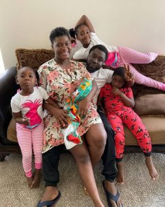 """I have left the WhatsApp group"" — Mercy Johnson replies a fan who told her to have more children"