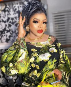 """Let's show her love"" – Bobrisky requests for the contact of lady who tattooed Ka3na's name"