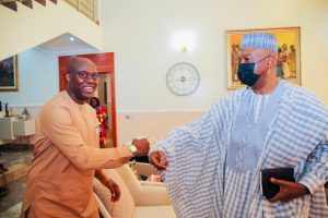 PDP: Saraki moves to reconcile Fayose, Makinde