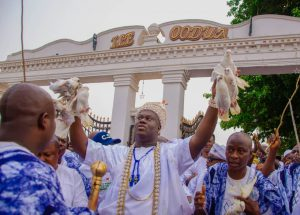 'Uncountable Nigerians wallowing in abject poverty' – Ooni charges Govts