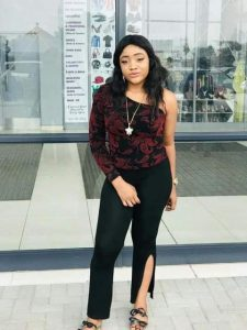Beautiful young Nigerian woman injured in gas explosion dies