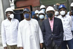 Emefiele, Otedola, Others Tour Dangote Refinery, Told Nigerian Engineers Groomed to Manage Complex on Completion