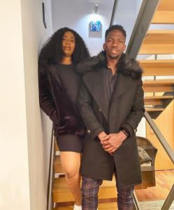 Footballer, Kenneth Omeruo Gifts Wife, Chioma Brand New Range Rover As Birthday Gift (Video)