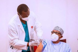 Go and receive your Covid-19 vaccine, President Buhari urges Nigerians