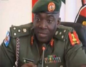 New COAS Attahiru Ibrahim's fresh push