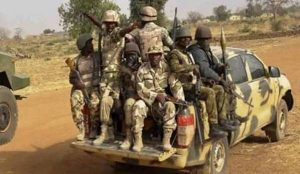 Nigerian Army dismisses reports on troops' alleged desertion of Borno towns after Boko Haram…