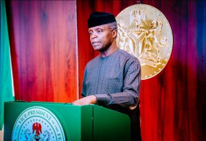 Osinbajo to NIPPS: Enough of Think-tanks, Nigerians Eager to Know Why Policies, Projects Fail