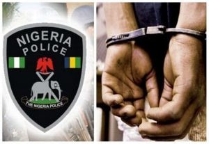 Police arrest 22yr old suspected armed robber, recover pistol in Delta