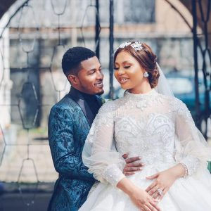 Samuel 'Spiff' Ajibola narrates how he met his wife. (photos)