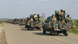 Security experts advance reasons Army deserted Marte, Dikwa for Boko Haram