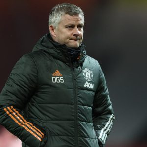 Solskjaer confirms he won't pick De Gea for Man City, AC Milan games