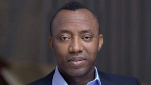 Sowore under fire over RevolutionNow's call for Buhari's resignation