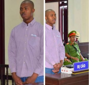 25-Year-Old Nigerian Man Sentenced To Death For Drug Trafficking In Vietnam (Photos)
