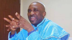 I see gang up – Primate Ayodele warns Chad president, Kaka Derby, others