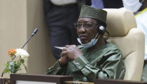 Idriss Deby: France, US calls for transition to civilian rule in Chad