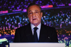 Super League: Protesters at Stamford Bridge weren't Chelsea fans – Real Madrid chief, Perez