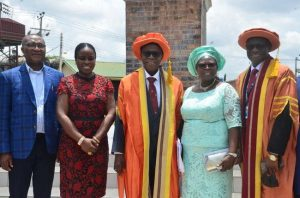 Why Bells University awarded Jamodu, Nigerian Breweries Chairman with PhD ― VC