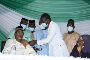 Bauchi vaccinates 47,290 people with AstraZeneca vaccine, commences second phase of vaccination