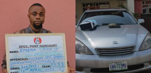 EFCC arrests human organs trafficker in Port Harcourt